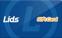 Lids Gift Card - Check Your Balance Online | Raise.com