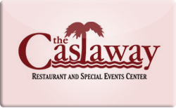 Buy Castaway Restaurant Gift Card