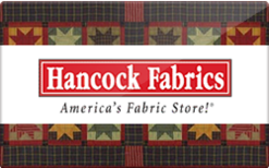 Sell Hancock Fabrics Gift Card