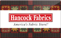 Buy Hancock Fabrics Gift Card
