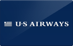 Buy US Airways Gift Card