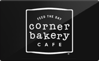 Buy Corner Bakery Cafe Gift Card