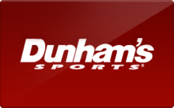 Sell Dunham's Sports Gift Card