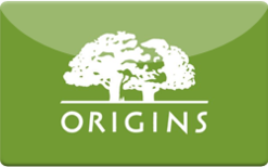 Sell Origins Gift Card