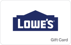 Sell Lowe's Gift Card