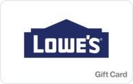 Buy Lowe's Gift Card