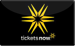 Sell TicketsNow Gift Card