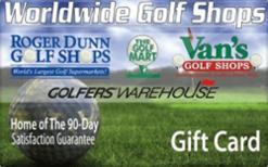 Worldwide Golf Shops Gift Card - Check Your Balance Online | Raise.com