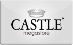 Sell Castle Megastore Gift Card