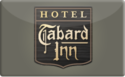 Buy The Tabard Inn Gift Card