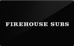 Sell Firehouse Subs Gift Card