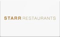Buy Starr Restaurants Gift Card