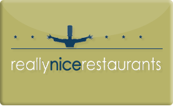Sell Really Nice Restaurants Gift Card