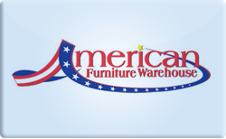 Buy American Furniture Warehouse Gift Card
