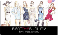 Buy Rent the Runway Gift Card