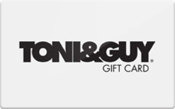 sell toni guy gift cards raise. Black Bedroom Furniture Sets. Home Design Ideas