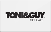 Buy Toni & Guy Gift Card