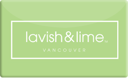 Sell Lavish & Lime Gift Card