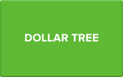 Sell Dollar Tree Gift Card