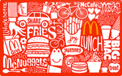 Buy McDonald's Gift Cards | Raise