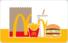 Buy McDonald's Gift Card