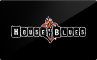 Buy House of Blues Gift Card
