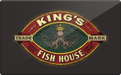 Sell King's Fish House Gift Card