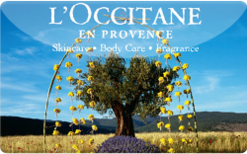 Sell L'Occitane Gift Card