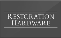 Buy Restoration Hardware Gift Card