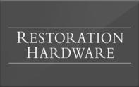 Buy Restoration Hardware Gift Card
