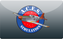 Sell A.C.E.S. Flight Simulation Gift Card