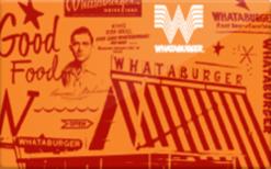 Whataburger Gift Card - Check Your Balance Online | Raise.com