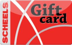 Buy Scheels (Online Only) Gift Card