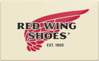 Buy Red Wing Shoes Gift Card