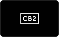 Buy CB2 Gift Card