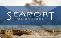 Buy Seaport Salon & Spa Gift Card