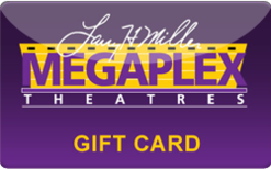Sell Megaplex Theatres Gift Card