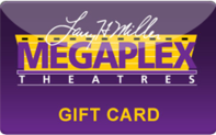Buy Megaplex Theatres Gift Card