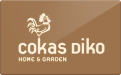 Sell Cokas Diko Gift Card