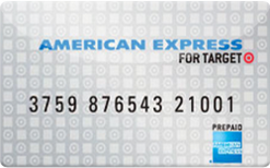 Buy American Express for Target Gift Card