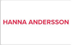 Buy Hanna Andersson Gift Card