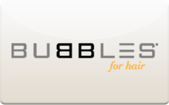 Sell Bubbles for Hair Gift Card