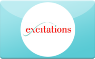 Buy Excitations Gift Card