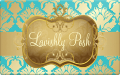 Sell Lavishly Posh Gift Card