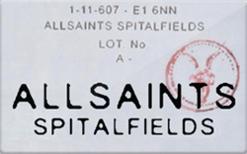 Sell AllSaints Spitalfields Gift Card