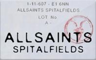 Buy AllSaints Spitalfields Gift Card