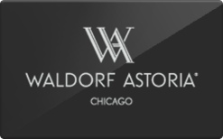 Sell Waldorf Astoria Chicago Gift Card