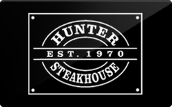 Buy Hunter Steakhouse Gift Card
