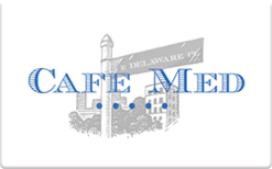 Sell Cafe Med Gift Card