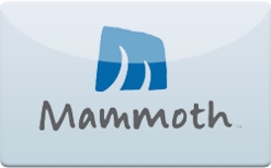Sell Mammoth Mountain Ski Area Gift Card